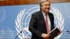 Antonio Guterres a depus jurământul în calitate de secretar general al Națiunilor Unite