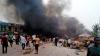 Două fetițe de 7 ani s-au detonat într-o piaţă aglomerată din Nigeria, rănind 17 persoane