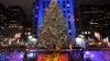 Spirit de sărbătoare la New York. Luminițele de pe bradul din Rockefeller Center au fost aprinse