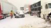 PUBLIKA WORLD: Ninsorile fac răvagii în SUA. Accident în lanț pe o autostradă din Pennsylvania (VIDEO)