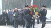 Ziua Poliției, marcată în Capitală! Oamenii legii au depus flori la monumentul lui Ştefan cel Mare şi Sfânt