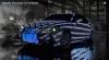 ECRAN PE ROŢI! Mașina care își schimbă culoarea din mers (VIDEO)