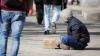 O sută de persoane fără adăpost au fost identificate de poliţişti în timpul weekendului (VIDEO)