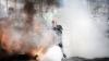 Incendiu la o rafinărie din Haifa: Un rezervor de combustibil a fost avariat