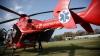 O femeie din Sângerei, transportată cu elicopterul SMURD la Chişinău după ce a suferit arsuri grave