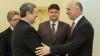 Filip a avut o întrevedere cu Rusîi: Republica Belarus, interesată în continuarea cooperării cu Moldova