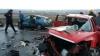 IMPACT FATAL! Un tată şi un fiu au decedat în urma unui ACCIDENT TERIBIL produs lângă Orhei (FOTO/VIDEO)