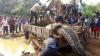 MONSTRUL URIAŞ! Făptura care a băgat FRICA în locuitorii unui sat din Sri Lanka (VIDEO)