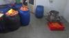 CAPTURĂ IMPRESIONANTĂ! 500 de kilograme de morcov marinat, FĂRĂ ACTE DE PROVENIENŢĂ