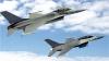 AVIAŢIE MILITARĂ. Trei aeronave de model F-16 vor ateriza în România