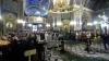 Mii de creştini sărbătoresc Naşterea Mântuitorului. În multe biserici din ţară au fost oficiate slujbe de Crăciun