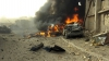 Zeci de morți în urma unui raid aerian în vestul Irakului, într-un oraș deținut de ISIS