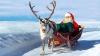 FORFOTĂ MARE în Laponia! Moş Crăciun se pregăteşte de drum