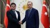 Octavian Calmîc a discutat cu Președintele Turciei, Recep Erdoğan, despre impulsionarea relațiilor moldo-turce