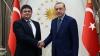 Recep Erdogan: Turcia este interesată de extinderea relațiilor bilaterale cu Moldova
