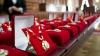 Patru mame cu mulţi copii au fost decorate de către preşedintele ţării, Igor Dodon