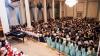 SEARĂ DE EXCEPŢIE. Moldovan National Youth Orchestra a încheiat concertele de iarnă cu o PREMIERĂ
