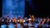 """CONCERT DE EXCEPŢIE! """"Moldovan National Youth Orchestra"""" şi zeci de corişti au interpretat colinde de Crăciun"""