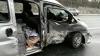 ACCIDENT TERIBIL pe traseul Chişinău-Orhei. Şoferii, transportaţi de URGENŢĂ la spital (FOTO)