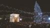 Cu vin fiert, colinde şi muzică populară, locuitorii Capitalei au sărbătorit Crăciunul