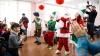 Voluntarii din Marea Britanie au creat o atmosferă MAGICĂ pentru copii din satul Bobeica (FOTOREPORT)