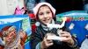 Mai fericiți cu Casa plină de Crăciun. O familie din Capitală a primit daruri de la Edelweiss