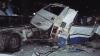 IMAGINI APOCALIPTICE: Cum s-a produs TRAGEDIA rutieră din Siberia, în care au murit cel puţin 12 persoane (VIDEO)