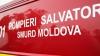 Intervenţia SMURD, în nordul Moldovei. Doi bebeluşi au fost transportați la spital (VIDEO)