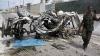 Somalia, vizată de un atentat terorist. O maşină-capcană a fost detonată în oraşul Mogadishu