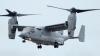 Japonia: Armata americană suspendă zborurile Osprey după un accident