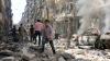TEROAREA din Siria continuă: Copii orfani, părinţi ucişi şi mii de oameni fără adăposturi