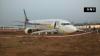 LA UN PAS DE CATASTROFĂ! Un avion cu 154 de persoane la bord a ieșit de pe pistă în India (VIDEO)