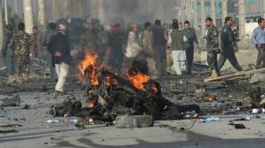 ATENTAT CU BOMBĂ la Afganistan. Mai multe persoane au murit