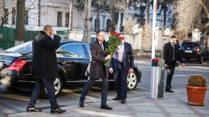 Andrian Candu a transmis condoleanțe familiilor celor decedați în atentatul de la Berlin (FOTO)