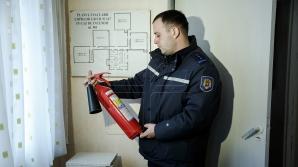 Securitatea celor mici, în atenţia pompierilor. Încălcările depistate în instituţiile de învăţământ (FOTOREPORT)