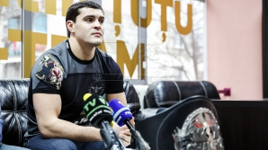 Planuri NOI pentru Constantin Ţuţu. Declaraţia fostului luptător K-1 (FOTOREPORT)