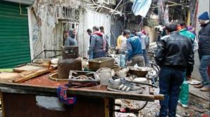 Dublu atac cu bombă la Bagdad: Cel puțin 21 oameni au murit, iar alți 40 au fost răniți