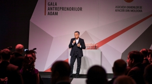 PREMIERĂ! Cei mai buni antreprenori din ţară, premiaţi. ASIGURĂRILE lui Vlad Plahotniuc (FOTOREPORT)