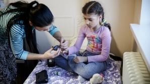 PREMIERĂ pentru Moldova! Copiii care suferă de diabet zaharat vor primi TESTE GRATUITE (FOTOREPORT)