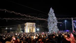 Nu îţi place Pomul de Crăciun din PMAN? Vei rămâne ŞOCAT să vezi cum arată cel din Montreal (FOTO)