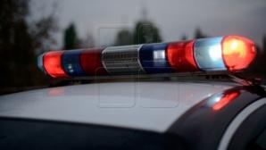 GHINIONUL unor poliţişti! Ipostaza jenantă în care au fost surprinşi oamenii legii (VIDEO)