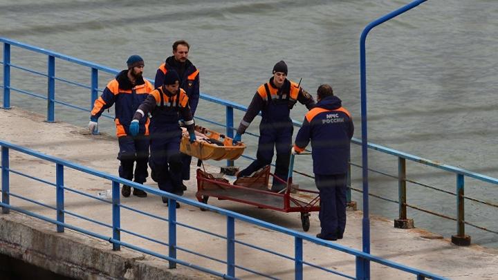 Catastrofa aviatică din Rusia: Au fost recuperate peste 70 de cadavre din Marea Neagră