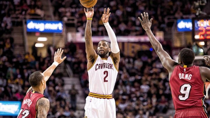 Cleveland Cavaliers face legea în liga profesionistă nord-americană de baschet