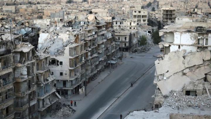 Bătălia pentru Alep a ajuns la final: Este o prăbușire totală a rebelilor