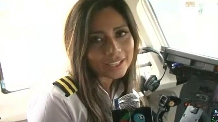 TRAGIC! Copilotul avionului prăbuşit în Columbia efectua primul său zbor civil. Cât de frumoasă era (FOTO)