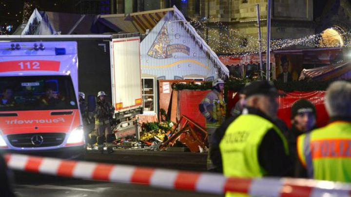 Târgul de Crăciun din Berlin, unde a avut loc atentatul, SE REDESCHIDE