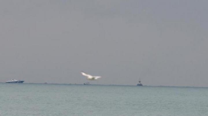 MOTIVUL pentru care avionul rus s-a prăbuşit în Marea Neagră şi PRIMELE IMAGINI cu operaţiunile de salvare