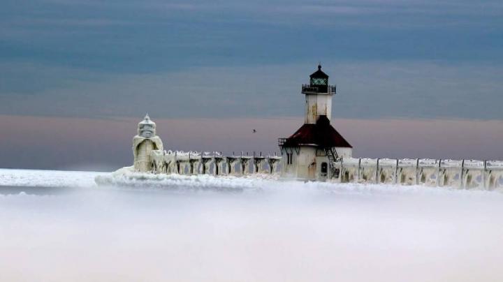 Castelul din animaţia FROZEN există în realitate. Imagini FANTASTICE (FOTO)