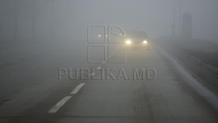 ATENŢIE, şoferi! CEAŢĂ DENSĂ pe toate traseele din țară. ANUNŢUL DE ULTIMA ORĂ făcut de INP