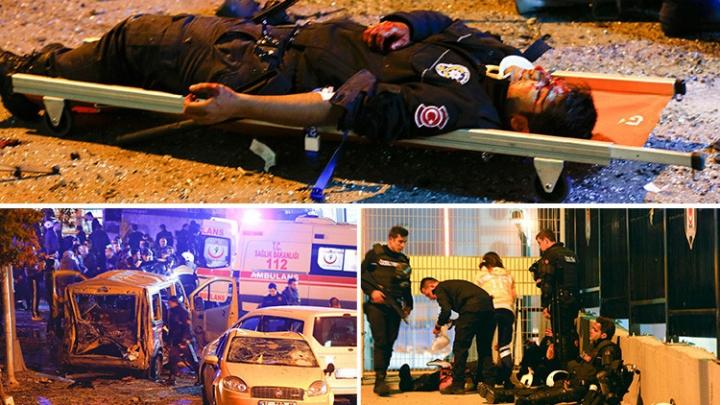 Zi de doliu în Turcia după dublul atentat cu bombă de sâmbătă seara de la Istanbul